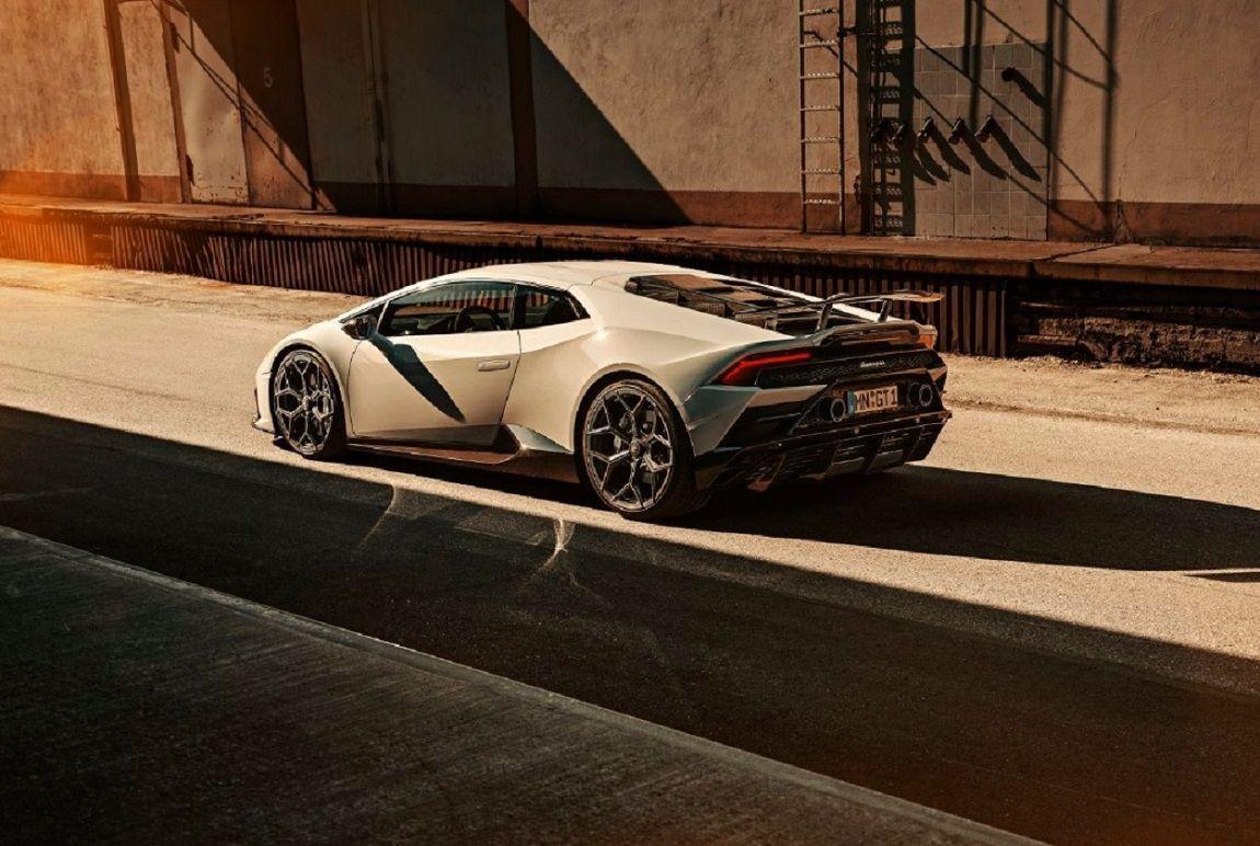 Lamborghini Huraca EVO Novitec DRIVETEAM