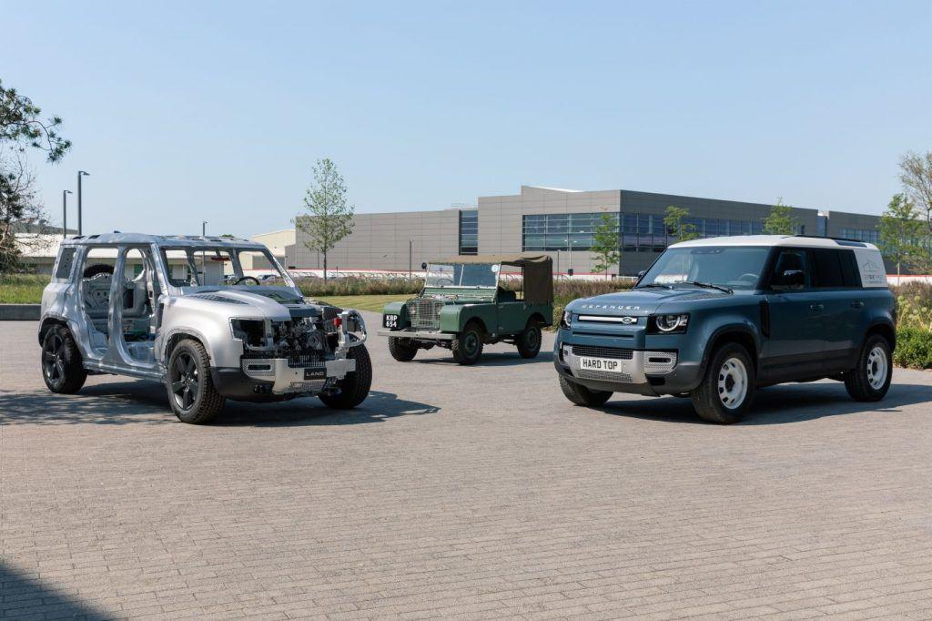 Land Rover Defender uskoro stiže u teretnoj inačici, šminker je upravo postao praktičniji i robusniji 1