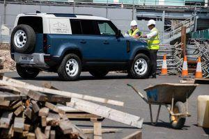 Land Rover Defender uskoro stiže u teretnoj inačici, šminker je upravo postao praktičniji i robusniji
