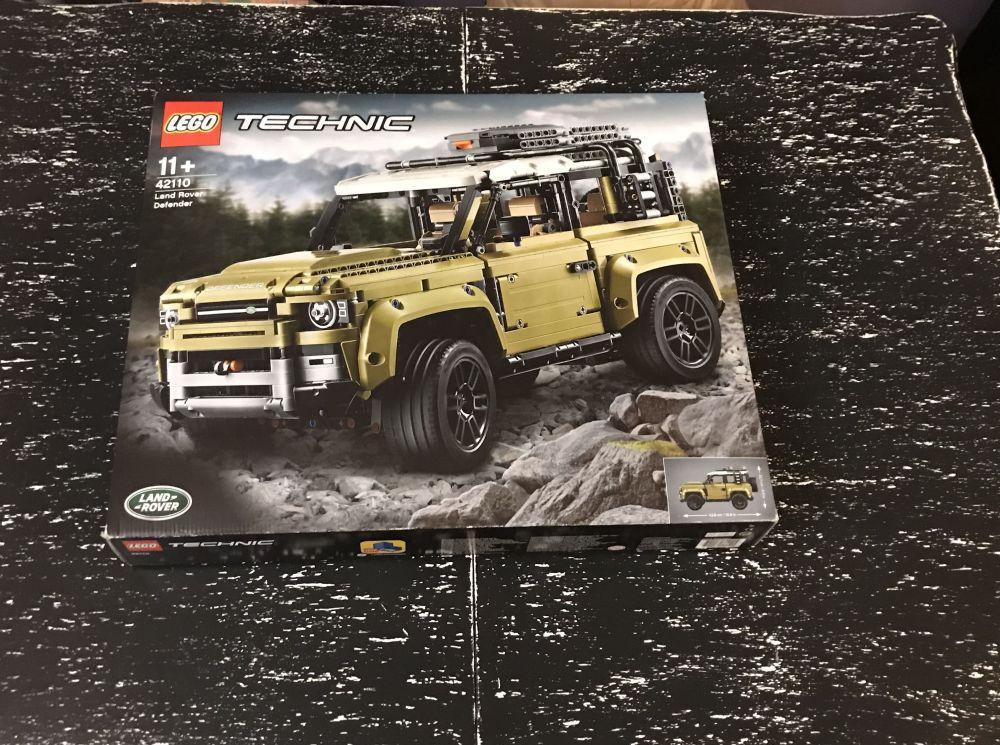 Složili smo Land Rover Defender LEGO Technic, opravdani razlog za otkrivanje djetinjaste strane 1