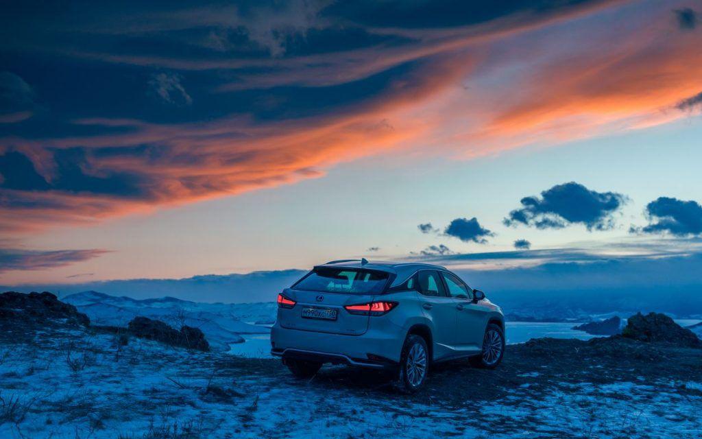 Lexus na Bajkalskom jezeru, bajkoviti prizori i potvrda hibridnih mogućnosti na ledu 6