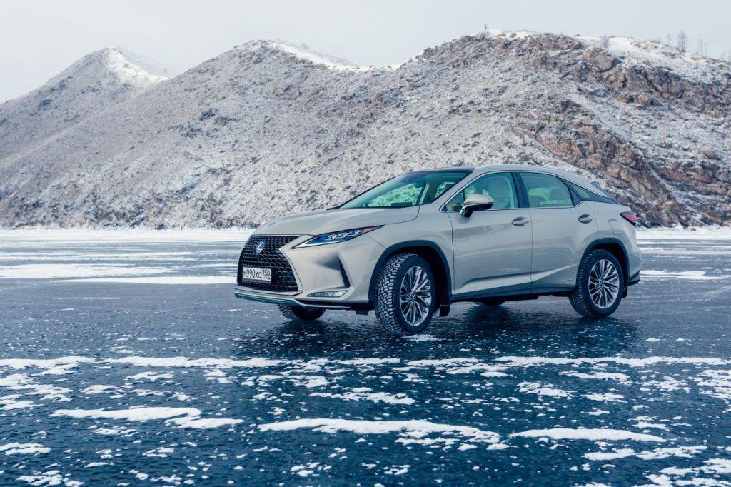 Lexus na Bajkalskom jezeru, bajkoviti prizori i potvrda hibridnih mogućnosti na ledu 2