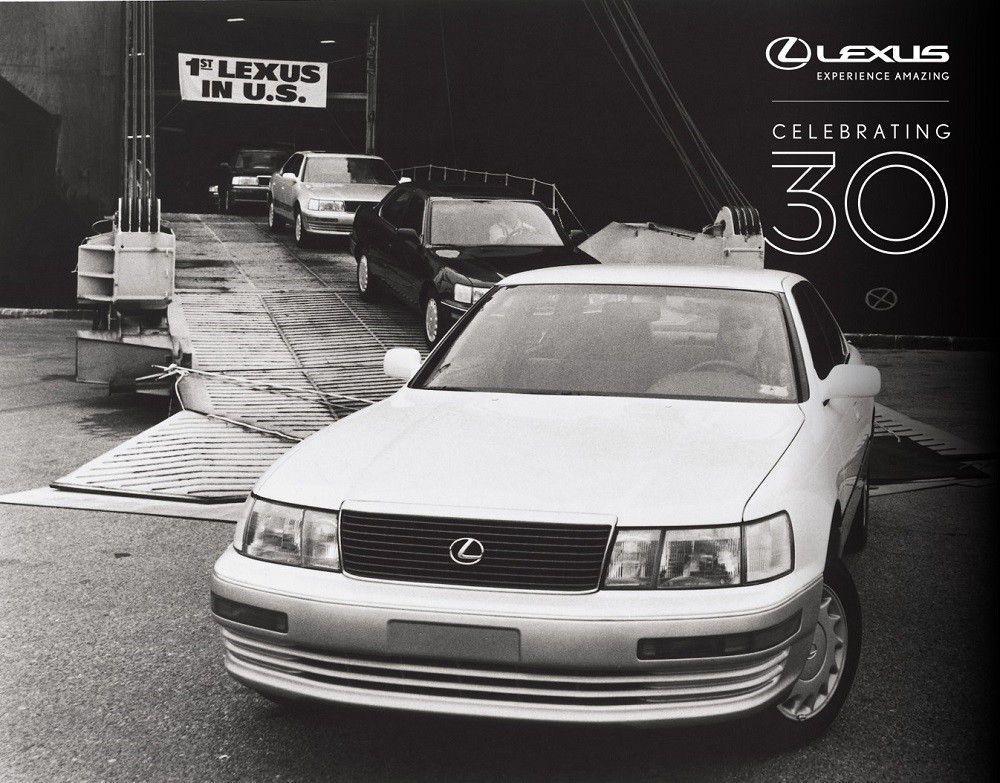 Lexus - luksuzni pionir hibridne tehnologije već tri desetljeća! 2
