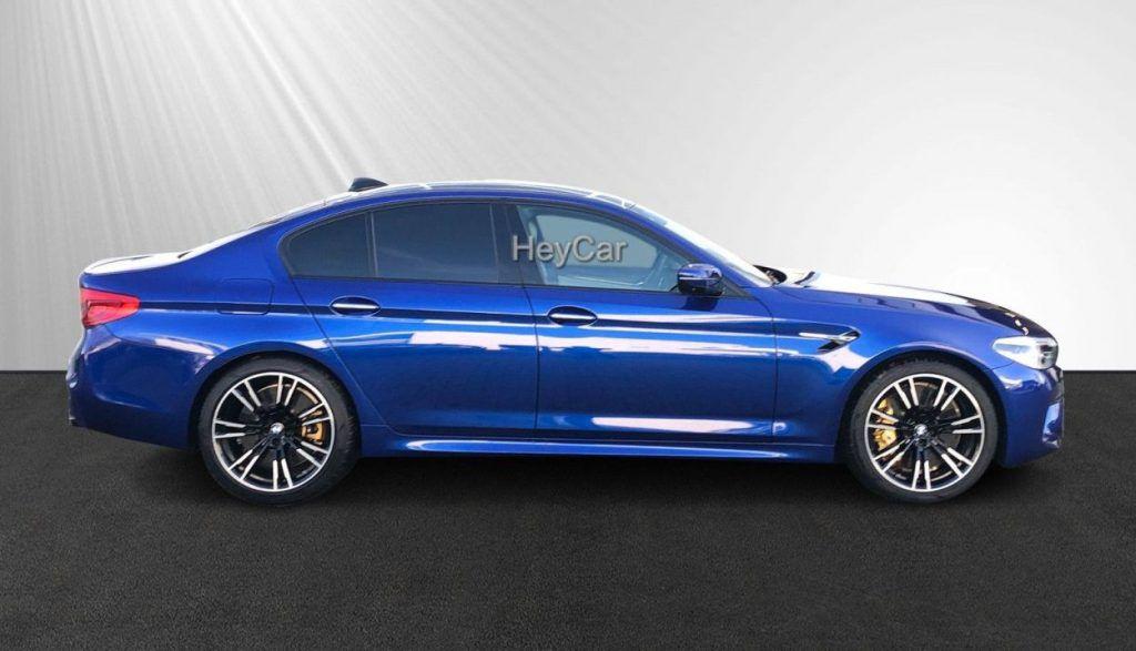 BMW M5 F90 u tri godine izgubio 70.000 eura na vrijednosti