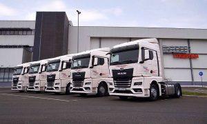 RALU Logistika vozi dalje uz novi MAN TGX, kamionom godine 2021.