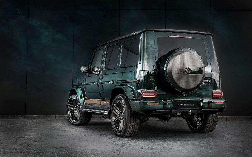 Mercedes-AMG G63 by Carlex Design - SUV poslastica sa 585 KS i najfinijom kožom za najodvažnije 1