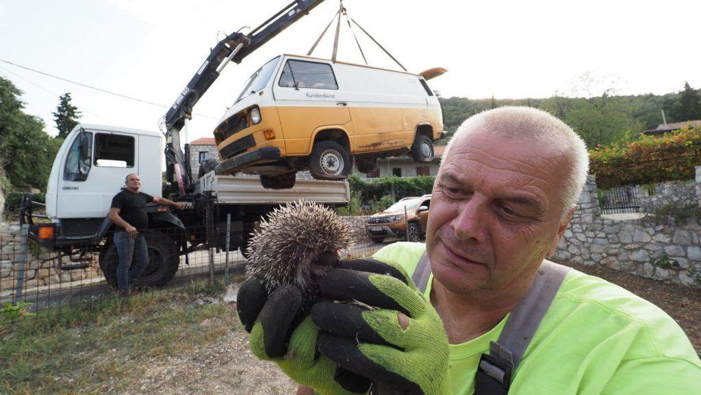 Zelene stope očistile otok Mljet, uklonjene i posljednje auto olupine