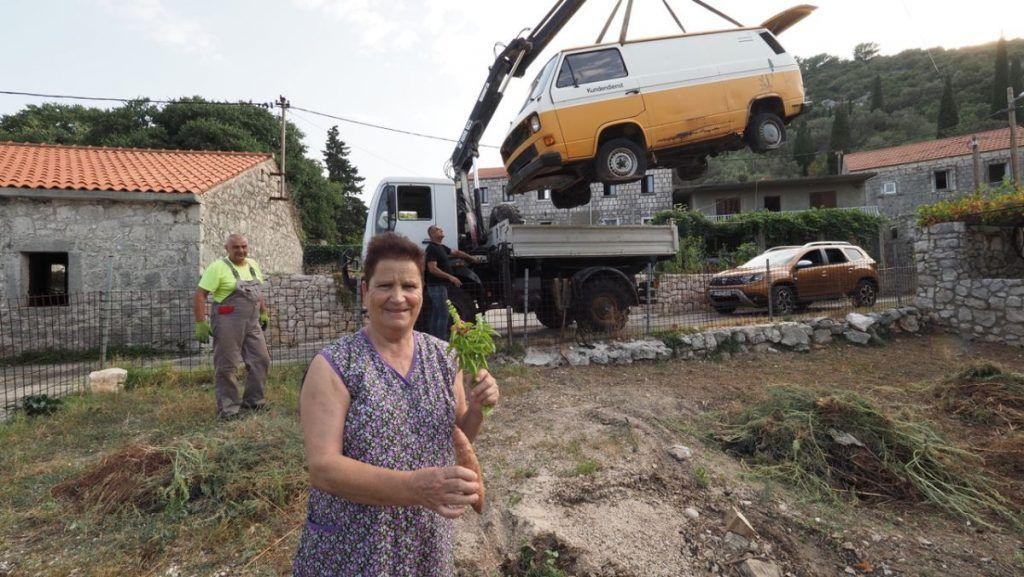 Zelene stope očistile otok Mljet, uklonjene i posljednje auto olupine 3