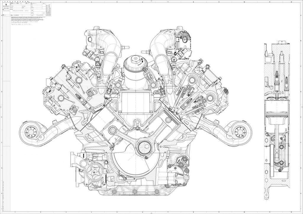 Maserati otkrio prve detalje vezane uz motor za MC20 1