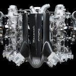 Maserati MC engine