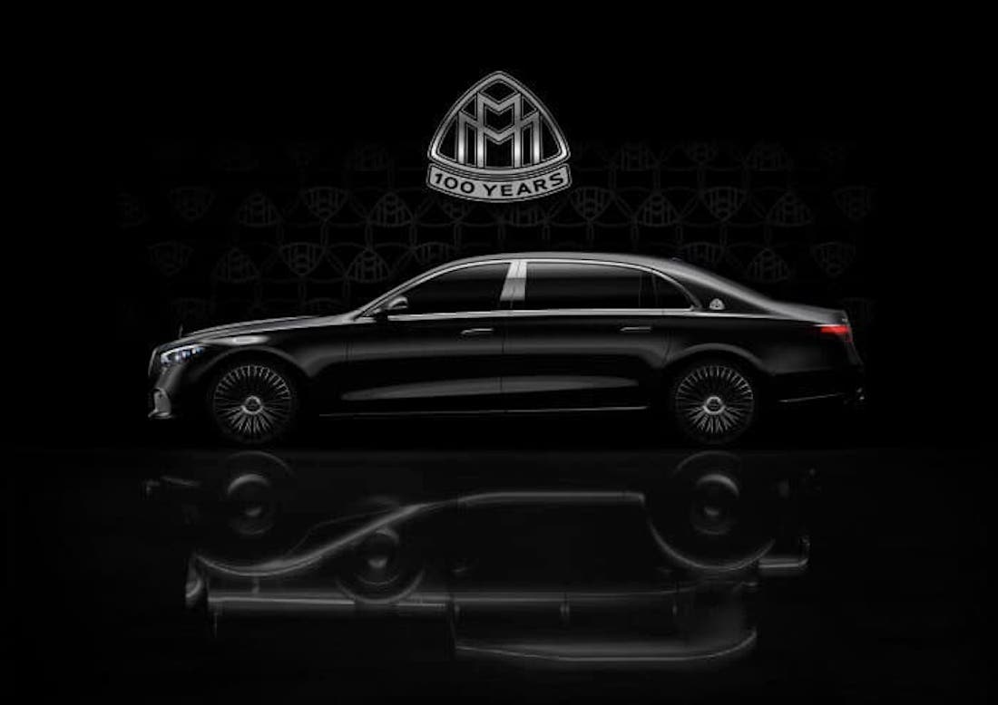 Maybach V Mercedes