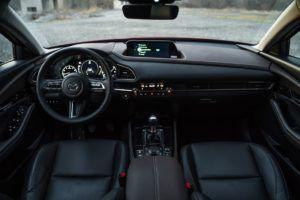 Mazda CX-30 Skyactiv G122 Plus - dizajnerski melem za oči i ljubiteljica tradicije 2