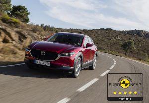 Mazda CX-30 položila ispit sigurnosti, Euro NCAP test potvrdio!