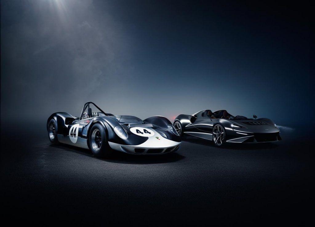 McLaren Elva natjerat će vas na kupnju kacige