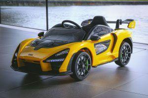 McLaren Senna za ispunjenje dječjih snova