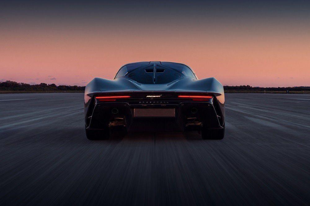McLaren Speedtail s postignuti 403 km/h nadmašio i legandarni F1 2