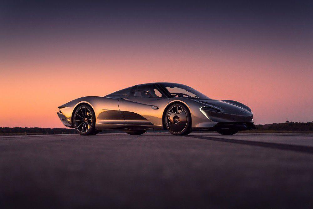 McLaren Speedtail s postignuti 403 km/h nadmašio i legandarni F1 4
