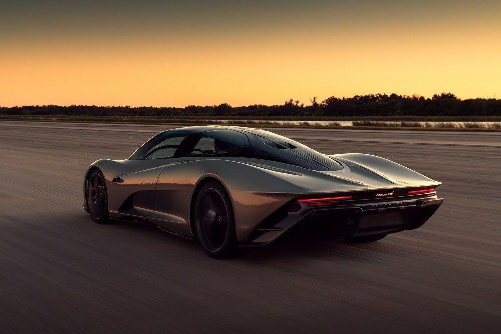 McLaren Speedtail s postignuti 403 km/h nadmašio i legandarni F1 1