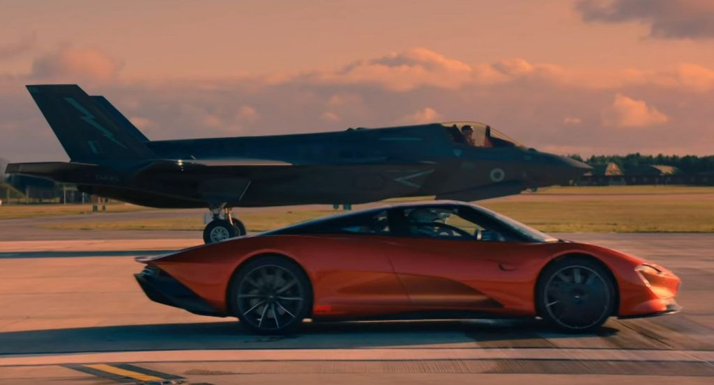 McLaren Speedtail ili F35 Fighter Jet, gdje je granica rekordima na asfaltu?