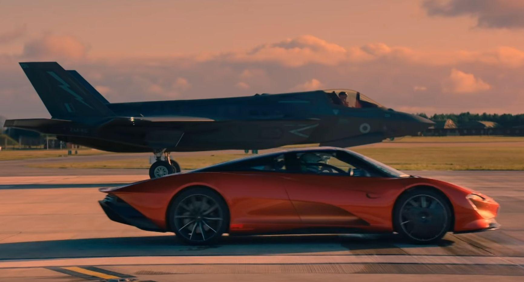 McLaren vs MIG