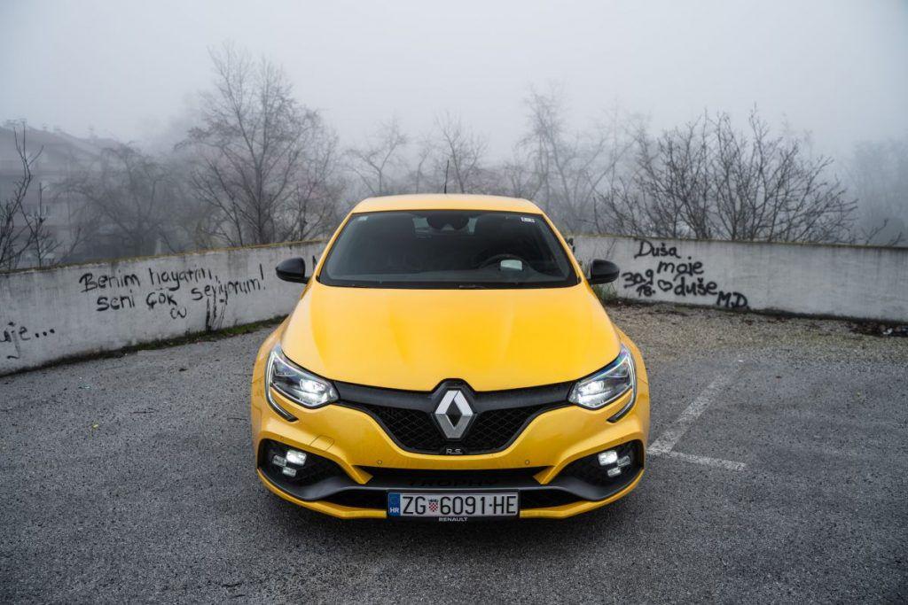 Renault Megane RS Trophy TCe 300 i dalje je definicija ultimativnosti, zadržava li titulu kralja staza? 5