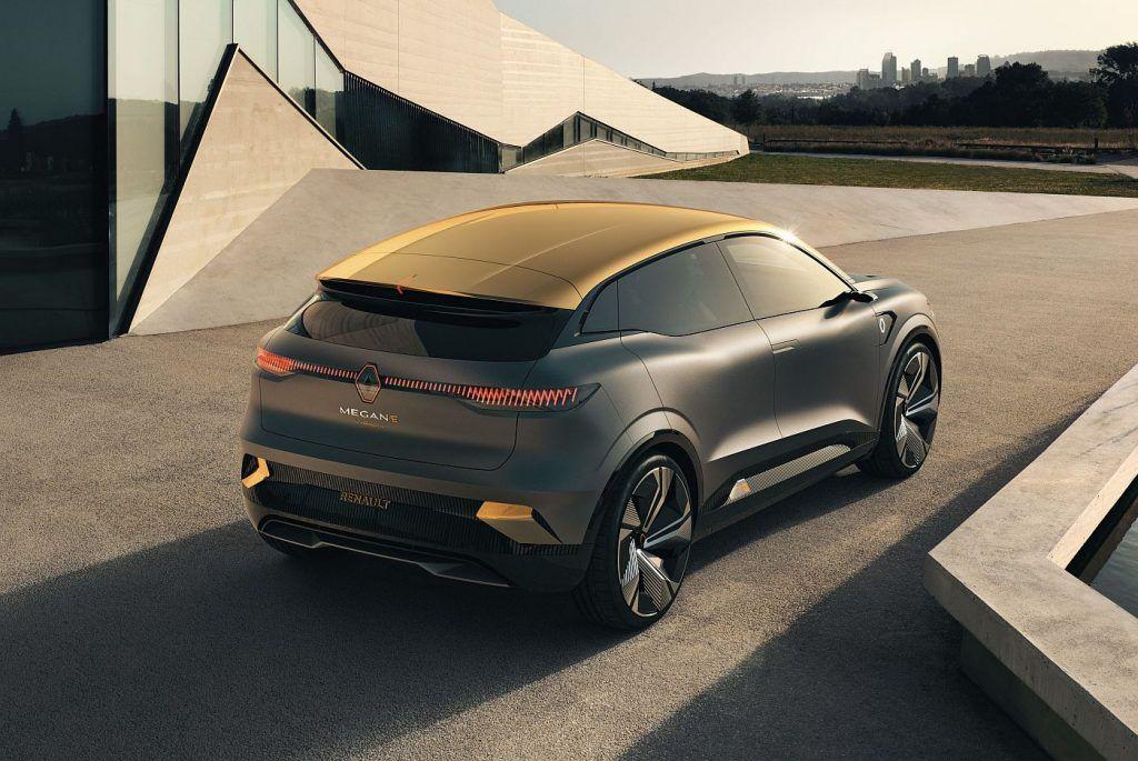 Renault u ofenzivi, eVision danas, 2022. novi Megane 1