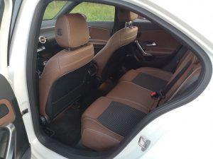 Mercedes-Benz A 180d Sedan 7G-DCT - VIP ulaznica za ulazak u probrano društvo 4