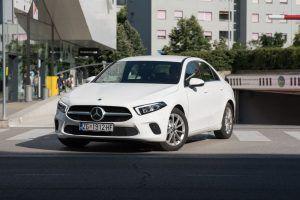 Mercedes-Benz A 180d Sedan 7G-DCT - VIP ulaznica za ulazak u probrano društvo