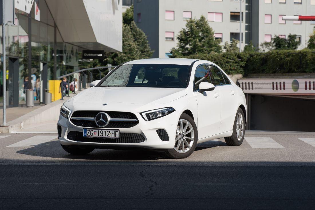 Mercedes A klasa sedan d test cijena iskustvo