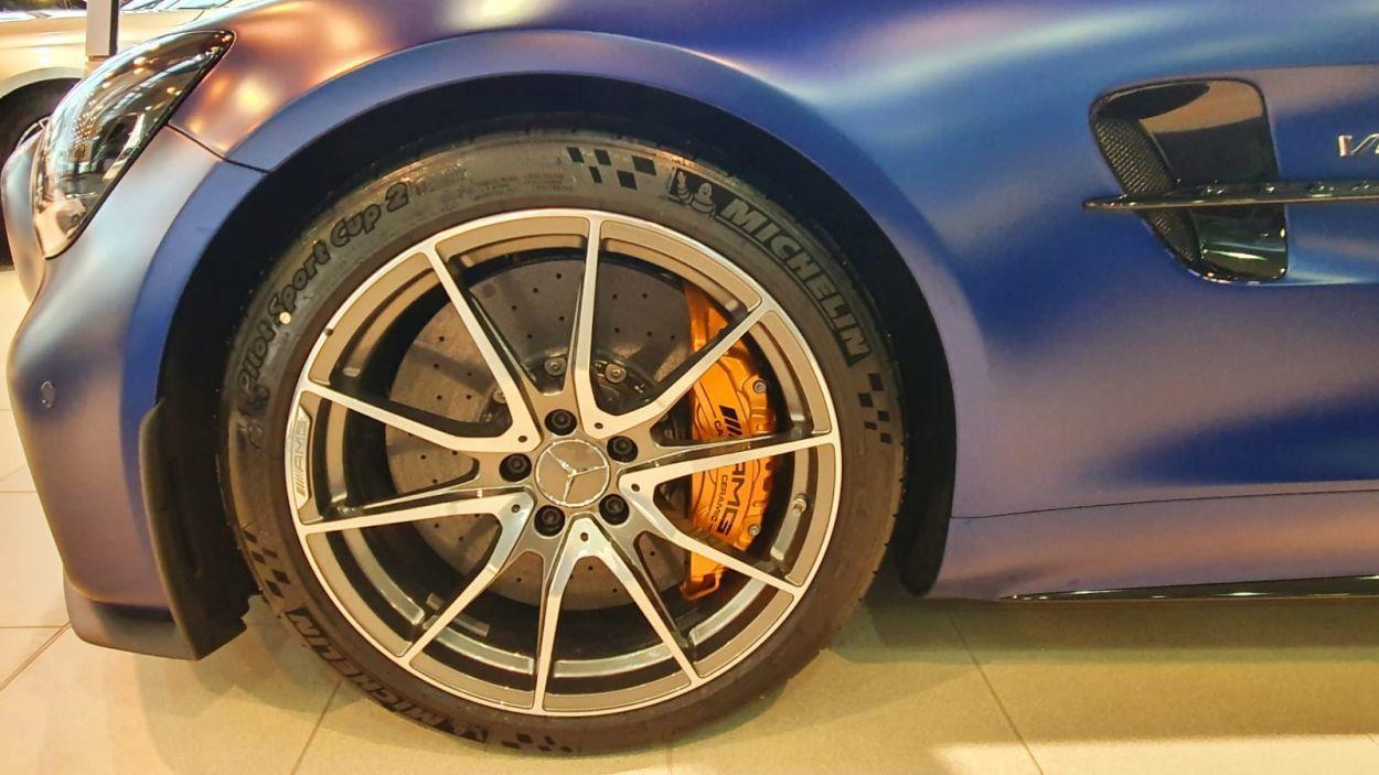 Ekstremni Mercedes-AMG GT R Roadster u Zagrebu čeka novog vlasnika 2