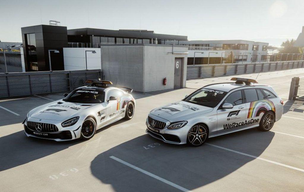 Mercedes-AMG GT R i ovu će sezonu uvoditi reda u Formuli 1 3