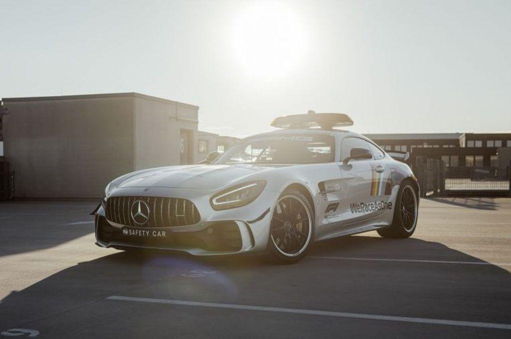 Mercedes-AMG GT R i ovu će sezonu uvoditi reda u Formuli 1 1