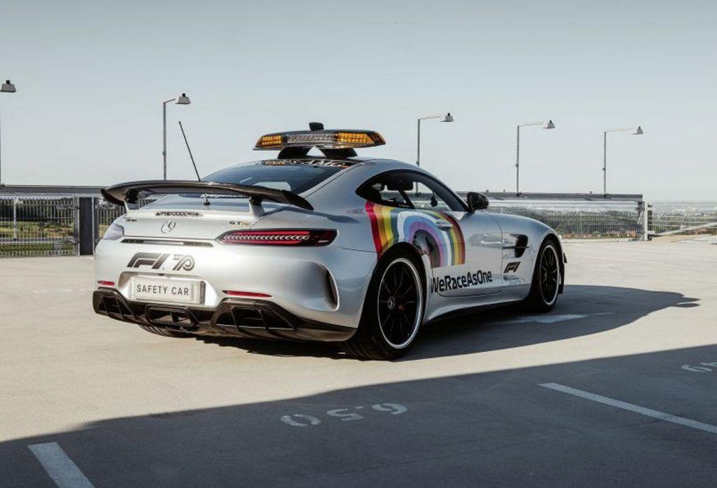 Mercedes-AMG GT R i ovu će sezonu uvoditi reda u Formuli 1 2