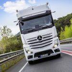 Mercedes Actros MirrorCam retrovizori nagrada