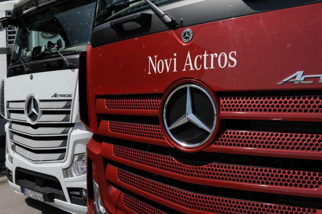 Mercedes-Benz Actros (MP5), veliki test otkriva jesu li retrovizori i potrošnja najjači adut kamiona godine? 5