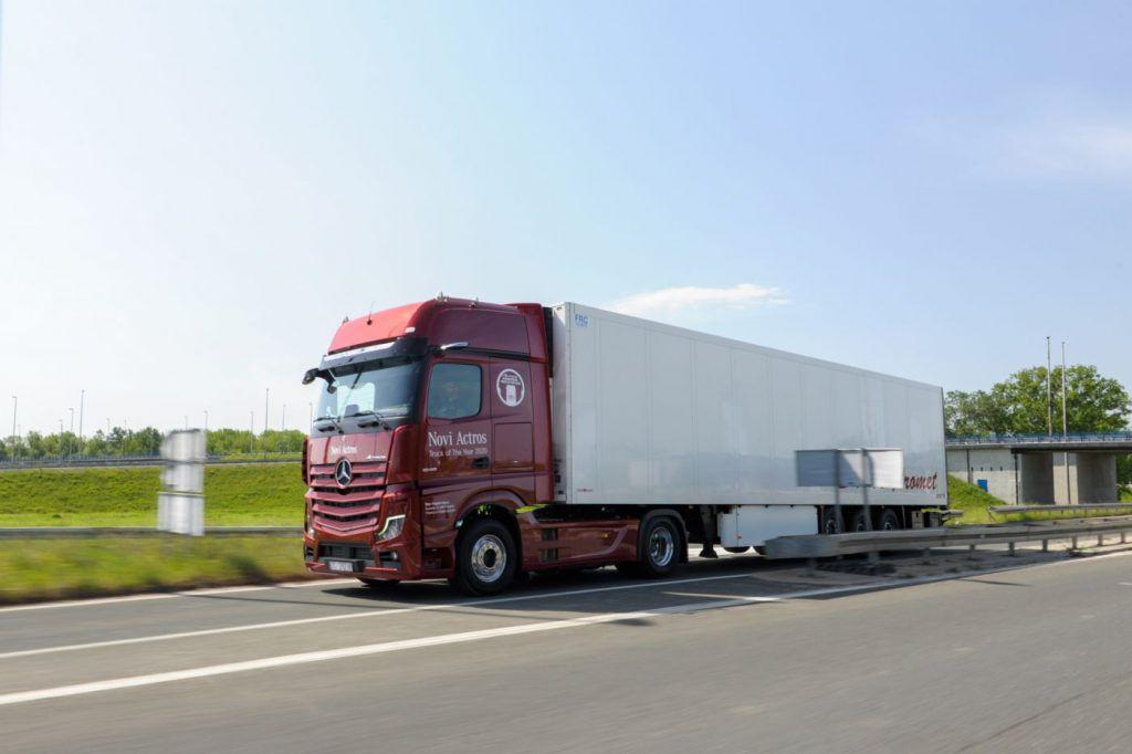 Mercedes-Benz Actros (MP5), veliki test otkriva jesu li retrovizori i potrošnja najjači adut kamiona godine? 3