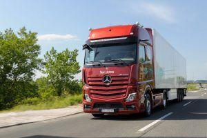 Mercedes-Benz Actros (MP5), veliki test otkriva jesu li retrovizori i potrošnja najjači adut kamiona godine?