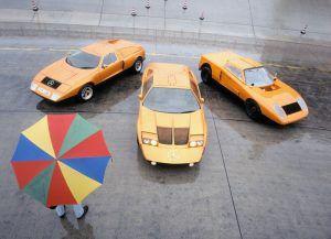 Mercedes-Benz C 111-II nepoznati koncept slavi 50 godina od premijere u Ženevi 8