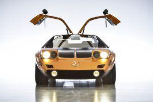Mercedes-Benz C 111-II nepoznati koncept slavi 50 godina od premijere u Ženevi 1