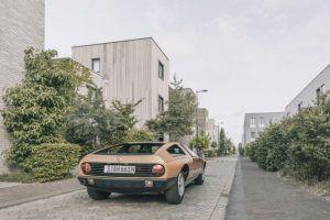 Mercedes-Benz C 111-II nepoznati koncept slavi 50 godina od premijere u Ženevi 4