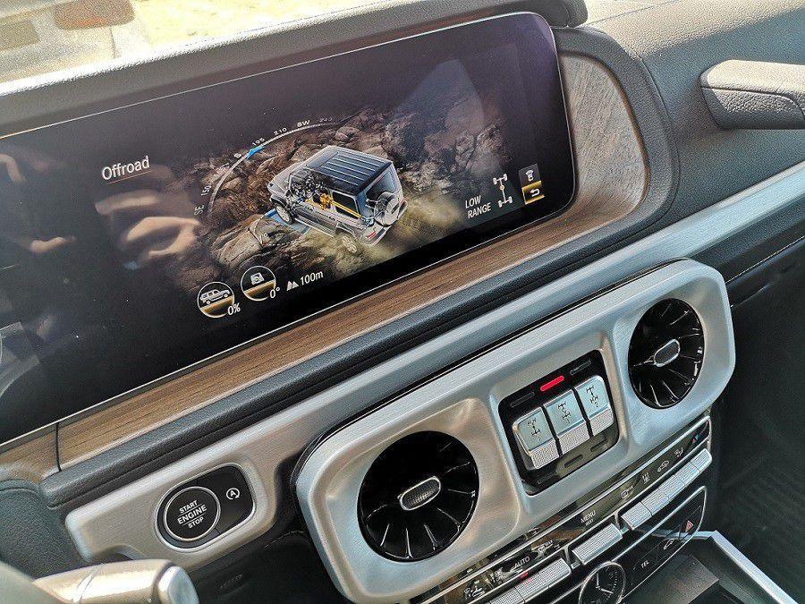 Kolika je potrošnja Mercedes-Benz G-klase tijekom off-road avanture? 3