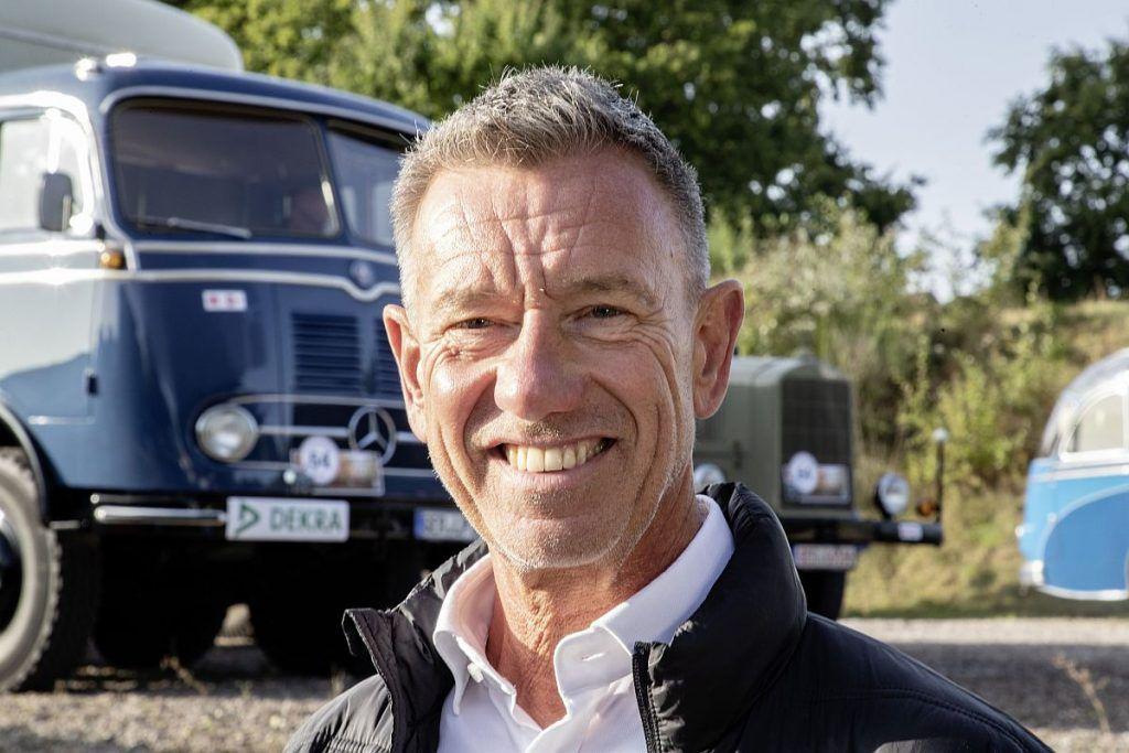 Mercedes-Benz L 5000 i LP 333, ponosi akteri putujućeg muzeja legendarnih kamiona 1