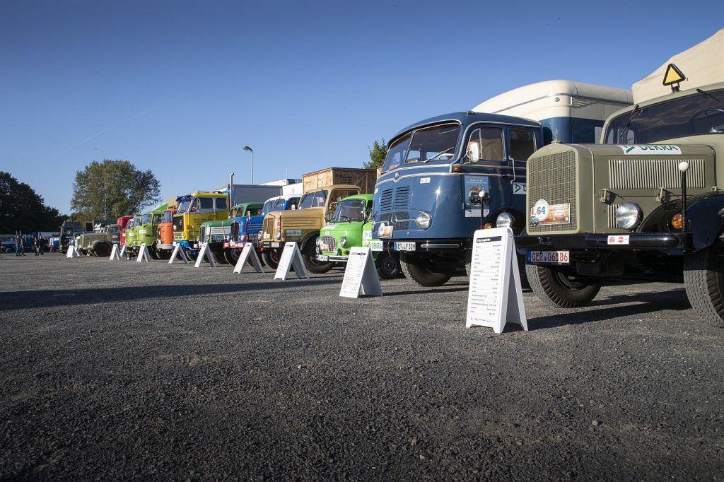 Mercedes-Benz L 5000 i LP 333, ponosi akteri putujućeg muzeja legendarnih kamiona 4