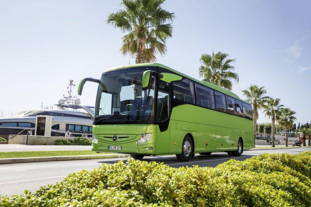Mercedes-Benz Tourismo kroz 25 godina tradicije do titule najprodavanijeg autobusa u Europi 1
