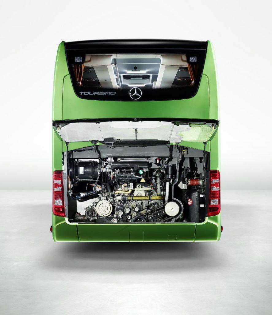 Mercedes-Benz Tourismo kroz 25 godina tradicije do titule najprodavanijeg autobusa u Europi 3