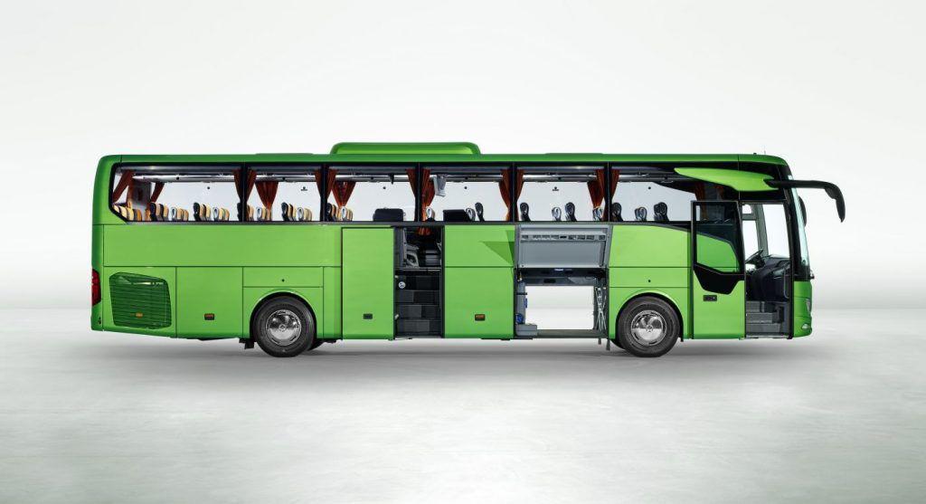 Mercedes-Benz Tourismo kroz 25 godina tradicije do titule najprodavanijeg autobusa u Europi 4