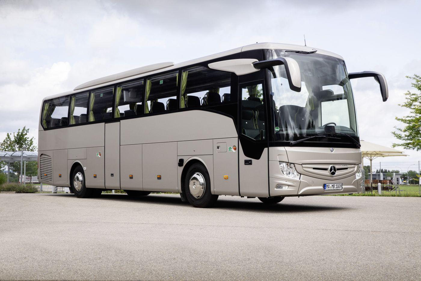 Mercedes-Benz Tourismo kroz 25 godina tradicije do titule najprodavanijeg autobusa u Europi