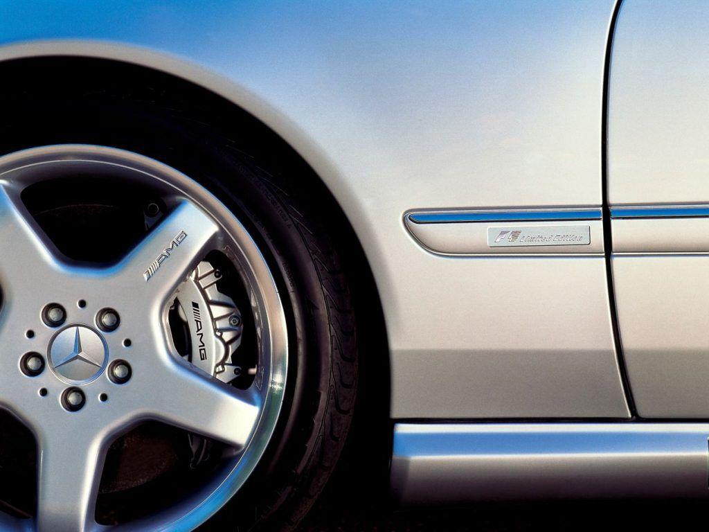 Mercedes-Benz CL 55 AMG F1 Limited Edition – izvedba napravljena prije 20 godina po uzoru na 'safety car' Formule 1 5