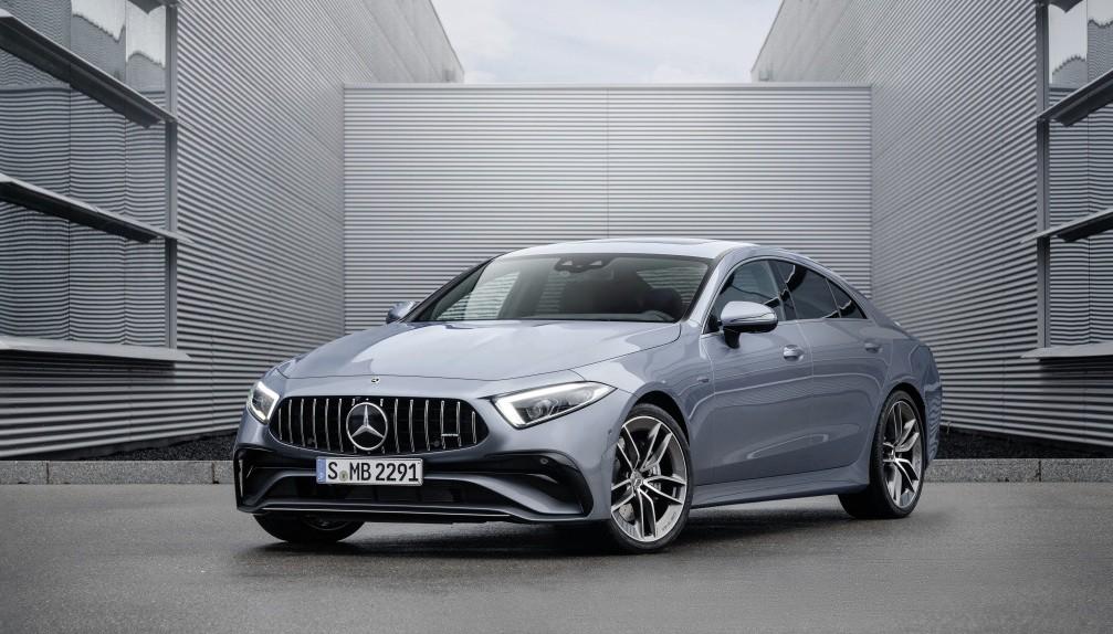 Mercedes CLS  FL
