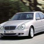 Mercedes E W